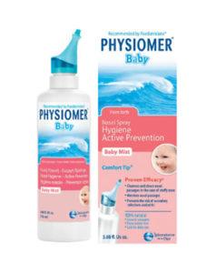 physiomer-baby sprej za nos