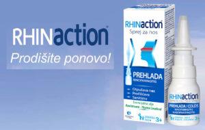 Rhinaction-rastvor sprej za nos